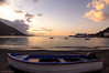 Dawn in Loutro bay