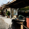 Giorgos' workshop and shop, Polirinia village