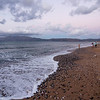 Evening stroll on the beach, Kissamos