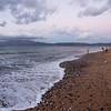 Evening stroll on the beach, Kissamos