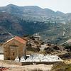 Chapel and cemetery, and a sheep farm<br /> Polirinia