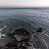 Facing the libyan sea