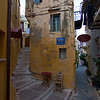 Narrow streets, narrow houses I<br /> Chania old city