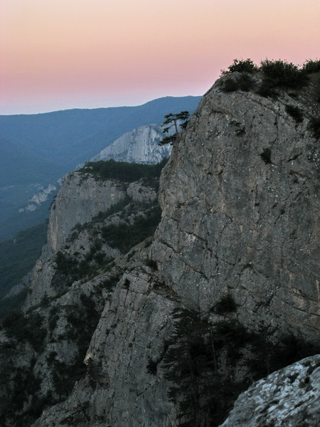 "Crimea - the ""Grand Canyon of Ukraine"""