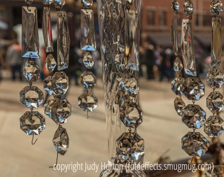 Cut Glass Crystals