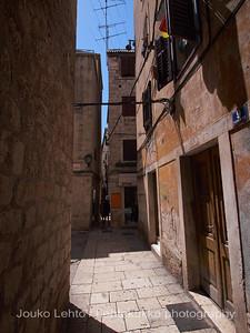 Split vanha kaupunki - Split old town