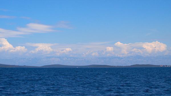 Matkalla Ilovikiin - on the way to Ilovik