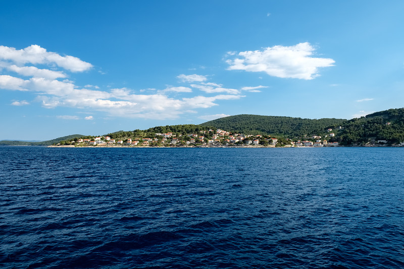En route to Hvar