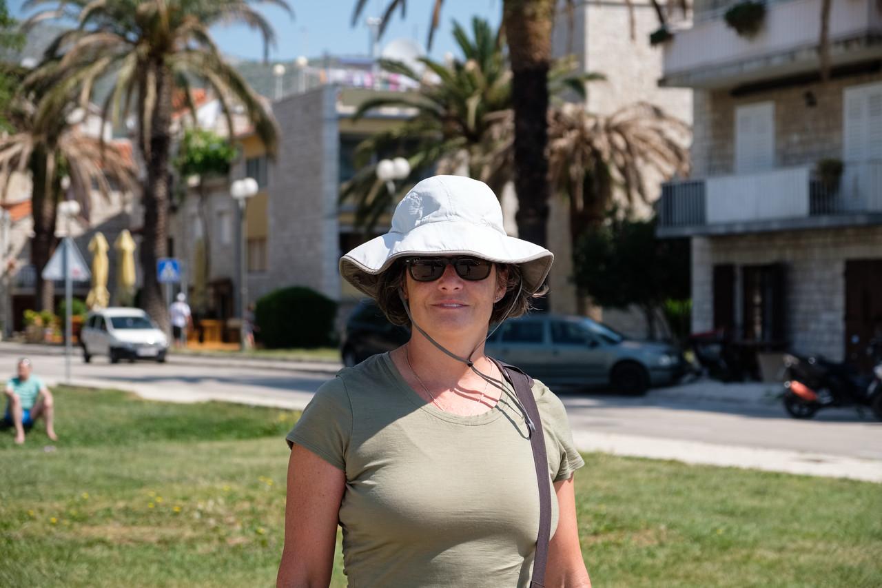 Lisa in Trogir