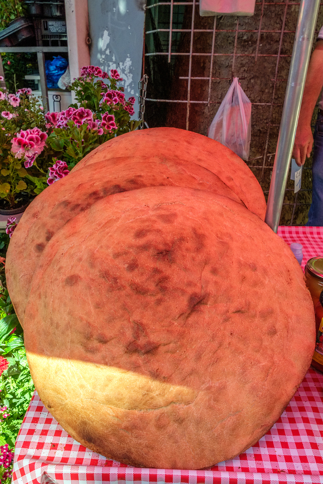 Croatian bread