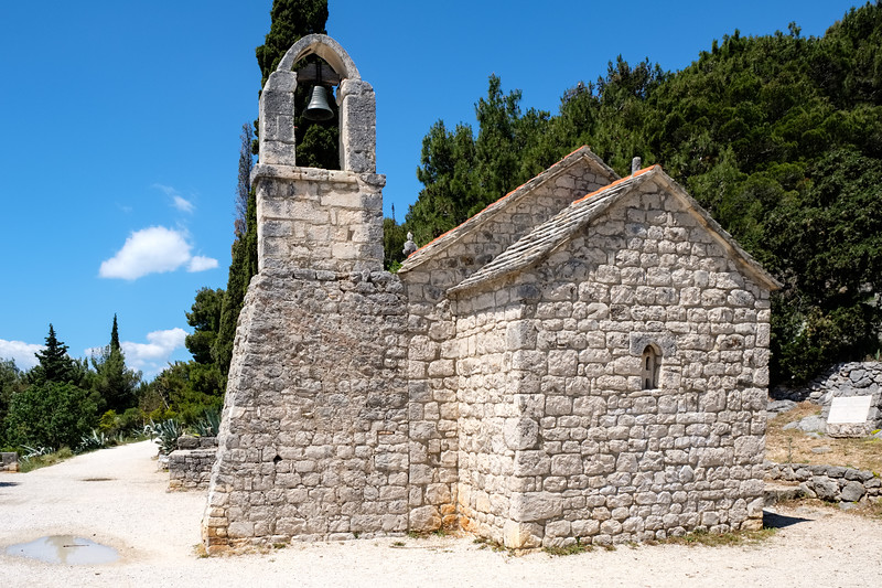 A little chapel on Marjon hill