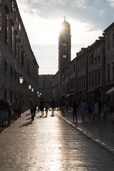 Stradun- Main Street