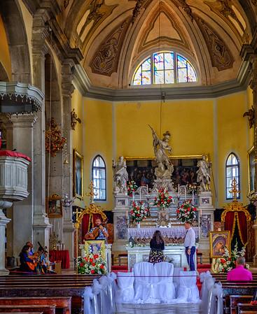 interior, Church of St. Euphemia, Rovinj