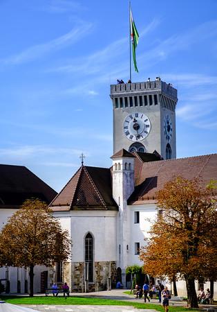 Chapel of St George, Ljubljana Castle