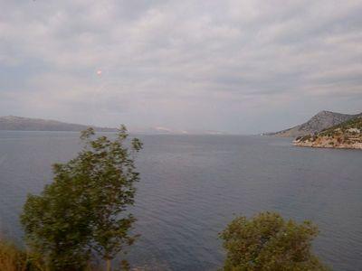 Croatia: on way to Zadar