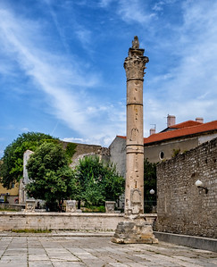 The Roman Forum, Zadar