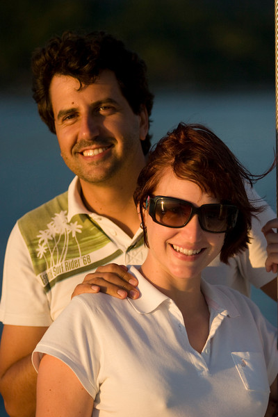 Denis and Anita