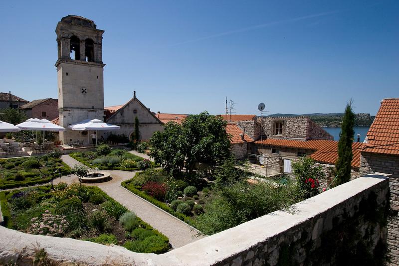 Monastery in Sibenick