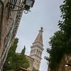 Rovinj,St. Euphemia's Church, Croatia