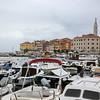Rovinj harbor, Istria province, Croatia