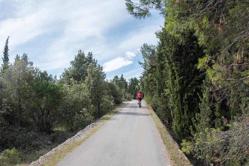 The climb to Pupnat