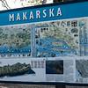 The town of Makarska