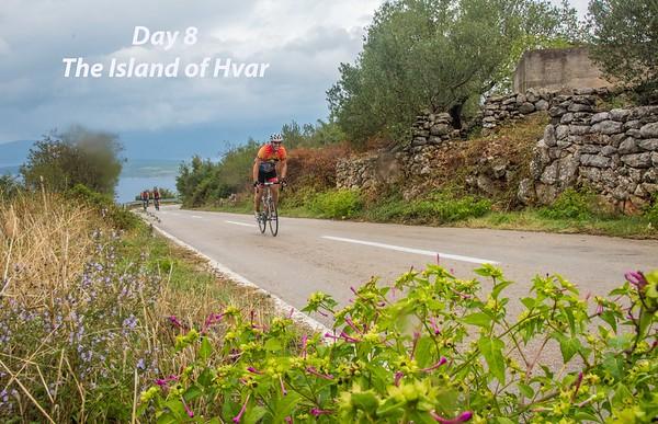 Day 8 Exploring Hvar