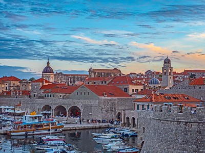 Dubrovnik, founded by the Ragusa family in the 10th Century