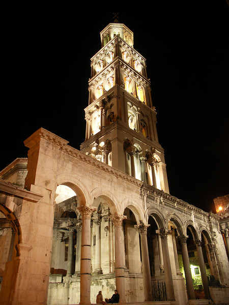 Campanile, Diocletian's Palace; Split