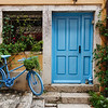 Rovinj Blue Door