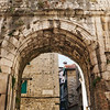 Diocletian's Palace Gate
