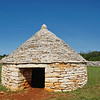 Istrian Kazun Stone Hut