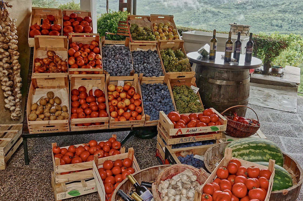 Motovun Fruit and Wine