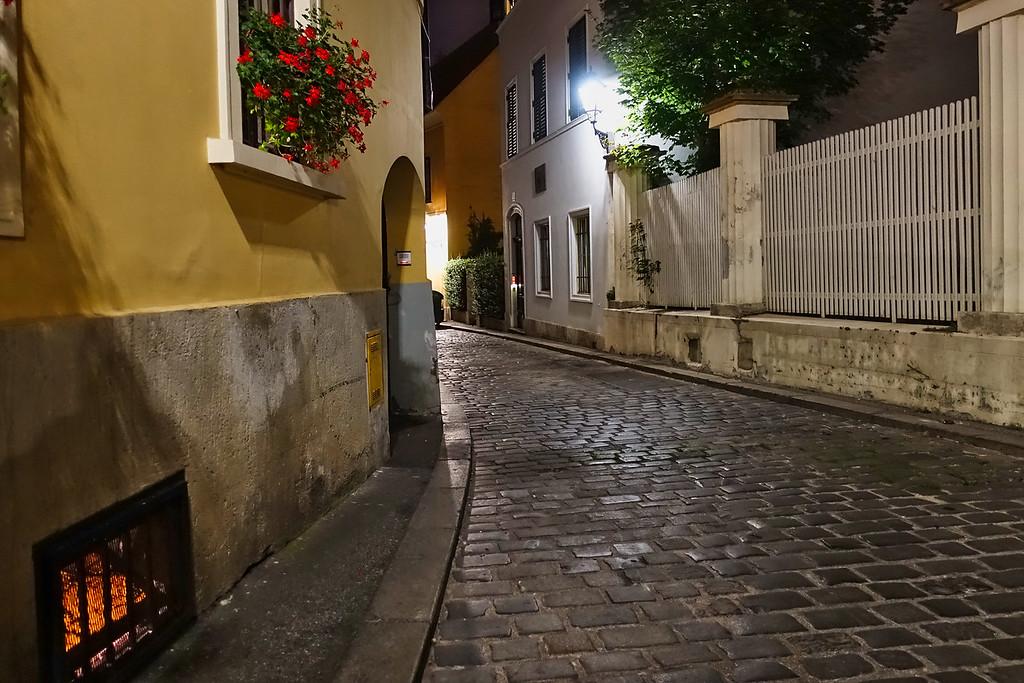 Zagreb Side Street