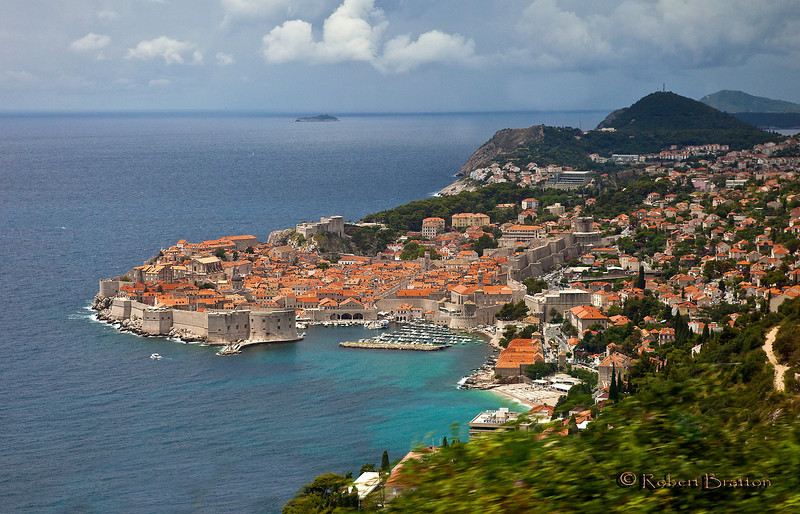 Walled Town of Dubrovnik
