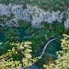 Plitvice Walkway Overlook