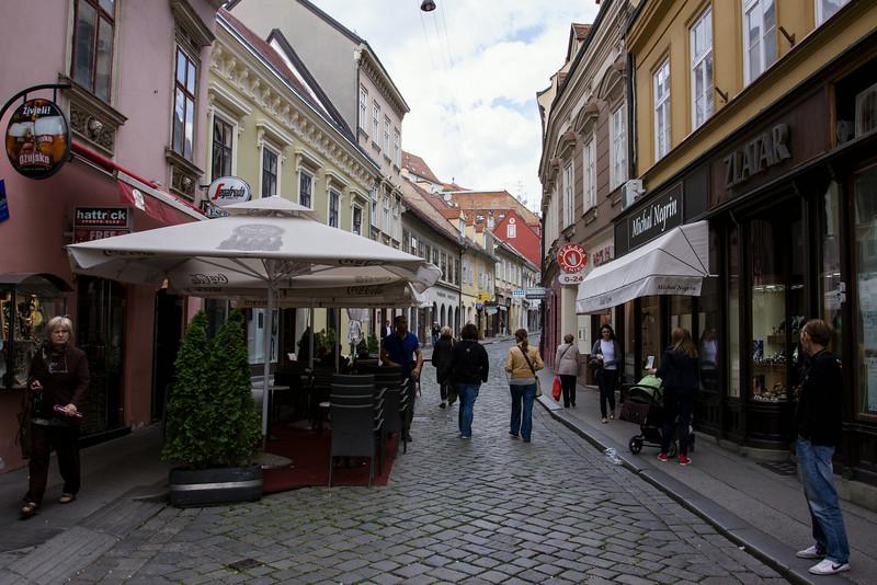Zagreb Stari Grad - Old Town