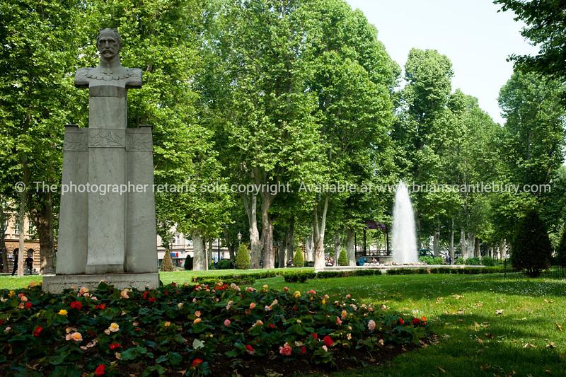 "Croatia, ""Heaven on Earth""<br /> Public gardens in Zagreb. SEE ALSO:  <a href=""http://www.blurb.com/b/2340783-croatia"">http://www.blurb.com/b/2340783-croatia</a>"