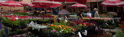 "Croatia, ""Heaven on Earth"", flower markets, Zagreb. SEE ALSO: www.blurb.com/b/2340783-croatia"