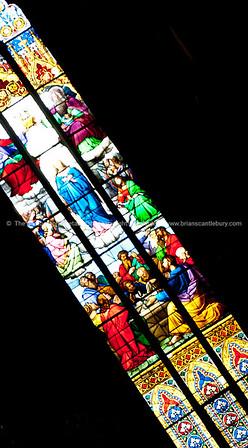 "Croatia, ""Heaven on Earth"", beautiful leadlight window. SEE ALSO: www.blurb.com/b/2340783-croatia"