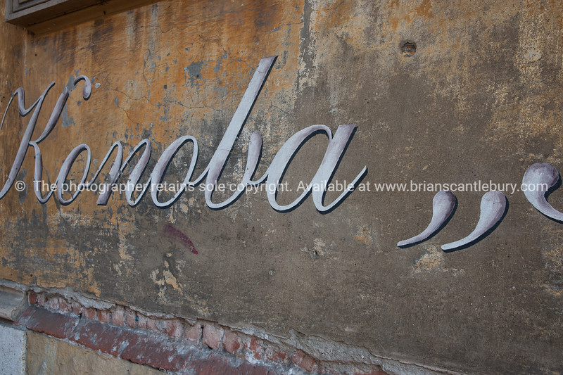 "Croatia, ""Heaven on Earth"", wall sign, ""Konoba"". SEE ALSO:  <a href=""http://www.blurb.com/b/2340783-croatia"">http://www.blurb.com/b/2340783-croatia</a>"