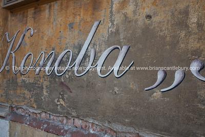 """Croatia, """"Heaven on Earth"""", wall sign, """"Konoba"""". SEE ALSO: www.blurb.com/b/2340783-croatia"""