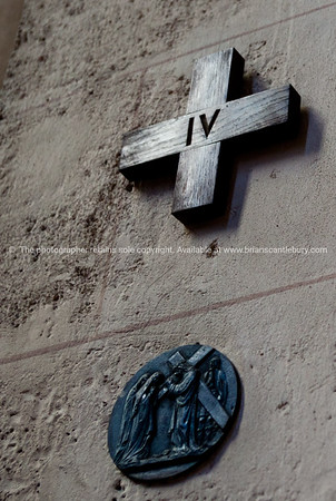 "Croatia, ""Heaven on Earth"", fourteenth station of the cross in the cathedral, Zagrab. SEE ALSO: www.blurb.com/b/2340783-croatia"