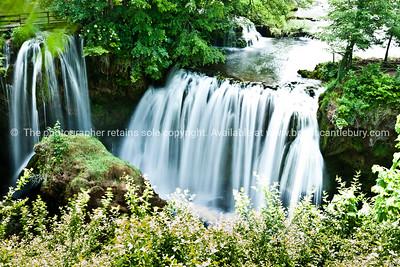"""Croatia, """"Heaven on Earth"""",waterfall at Slunj, Rastoke. SEE ALSO: www.blurb.com/b/2340783-croatia"""