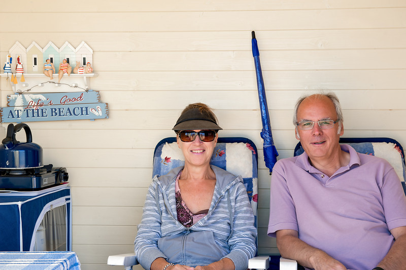 Special Friends ... Ruth and Tom Cooksey