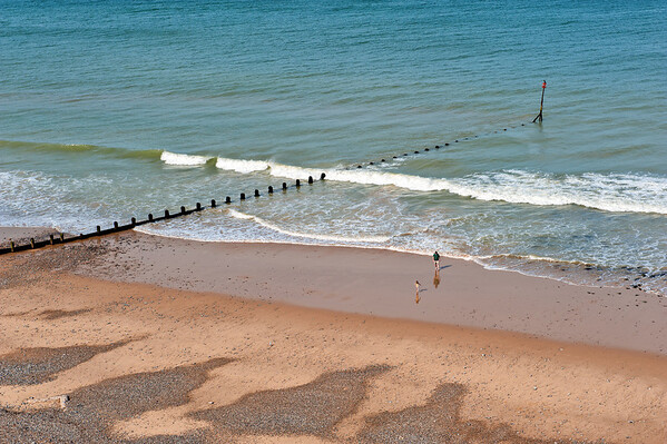 a Beach Groyne!