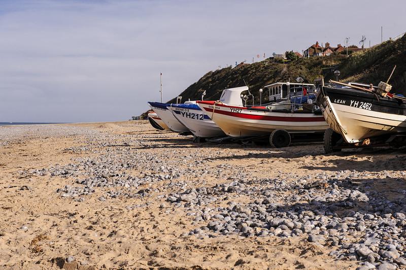 Cromer Boats