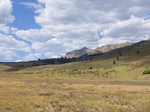 Sawtooth Idaho