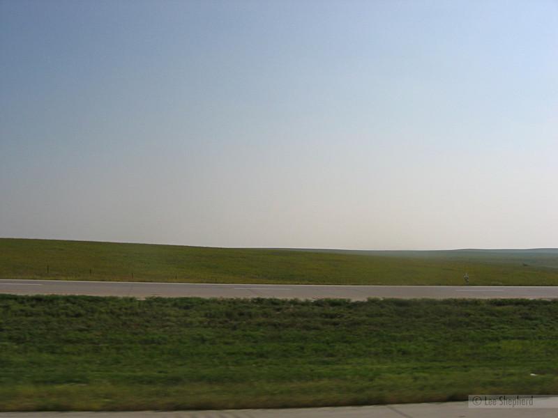 Look kids, more Kansas!