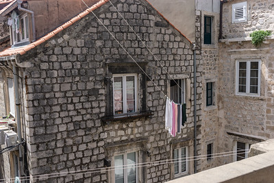 Old Dubrovnik is a living city